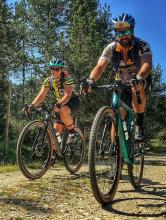 Tracks Cerdanya GRAVEL Mejor Ruta por etapas Pirineos Pistas Tierra Asfalto viaje bici bicicleta