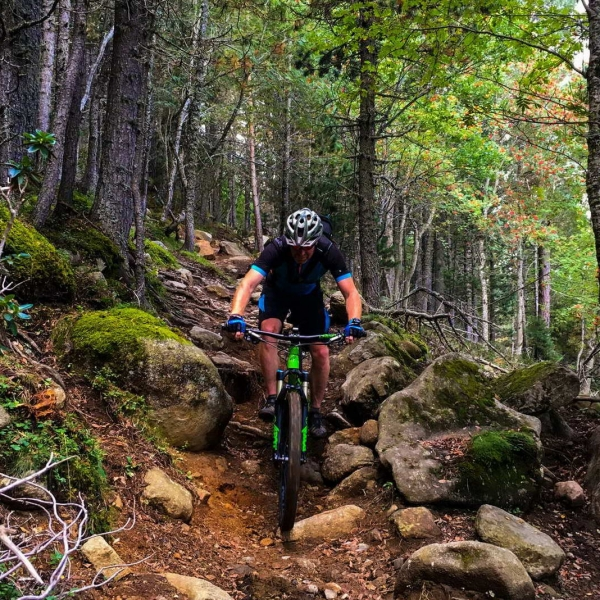 DESCENSOS LIBRES DE BTT ENDURO
